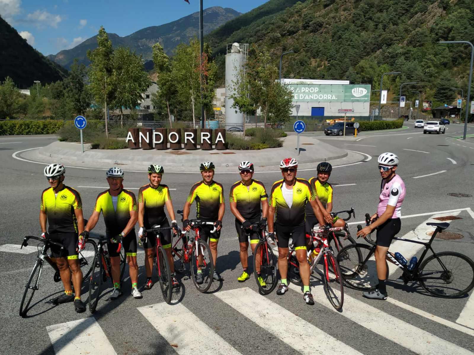 Arribada a Andorra